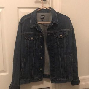 NEW GAP DENIM JACKET!